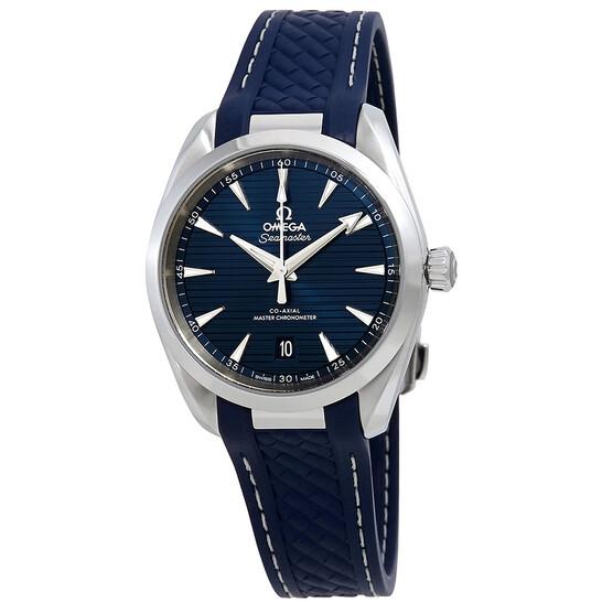 Omega Seamaster Aqua Terra Automatic Blue Dial Men's Watch 220.12.38.20.03.001 | Joma Shop