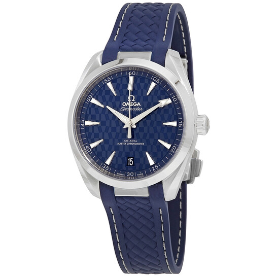 """Omega Seamaster Olympic Games Collection """"Tokyo 2020"""" Blue Dial Men's Watch 522.12.41.21.03.001   Joma Shop"""