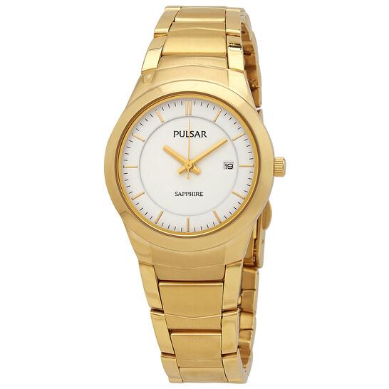 Pulsar Uhren White Dial Ladies Watch PH7256 | Joma Shop