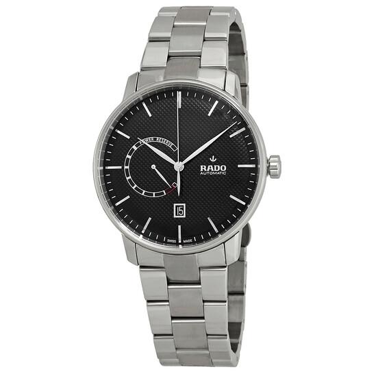 Rado Coupole Classic XL Automatic Black Dial Men's Watch R22878153 | Joma Shop