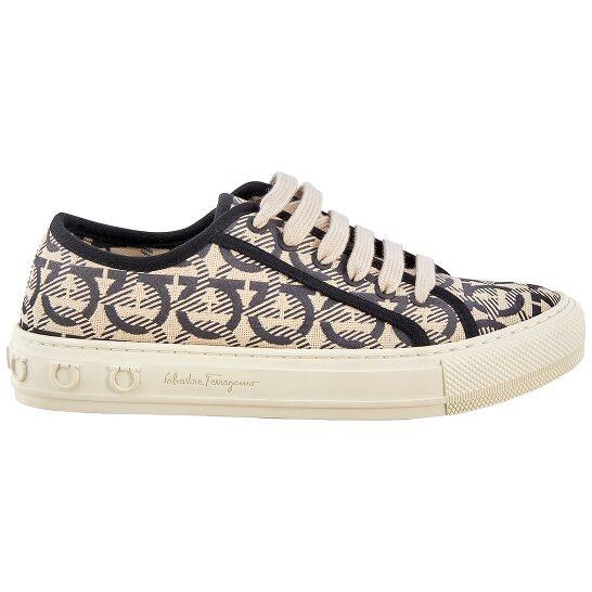 Salvatore Ferragamo Ladies Sneaker Size