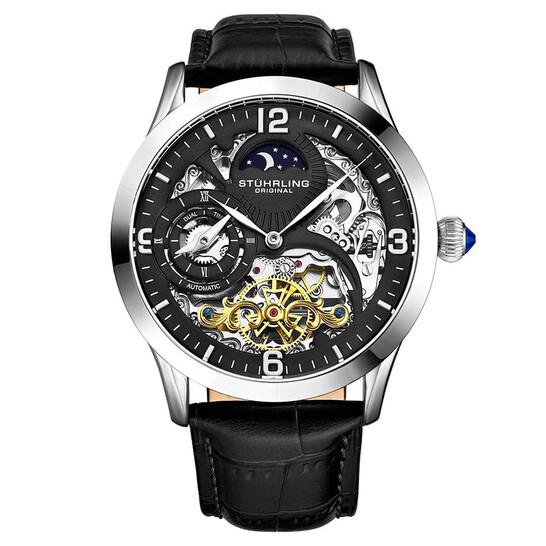 Stuhrling Original Legacy Automatic Black Dial Men's Watch M13601 | Joma Shop