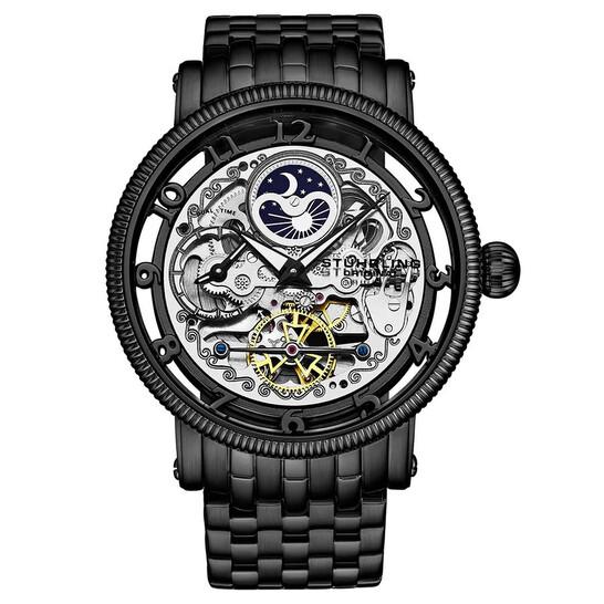 Stuhrling Original Legacy Automatic Black Dial Men's Watch M13559   Joma Shop
