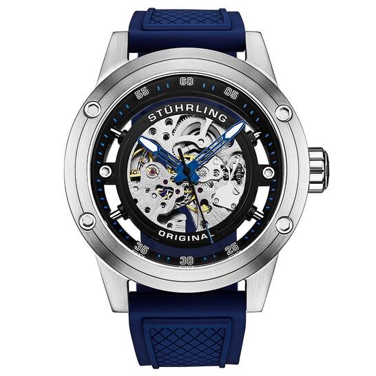 Stuhrling Original Legacy Automatic Black Dial Men's Watch M13557 | Joma Shop