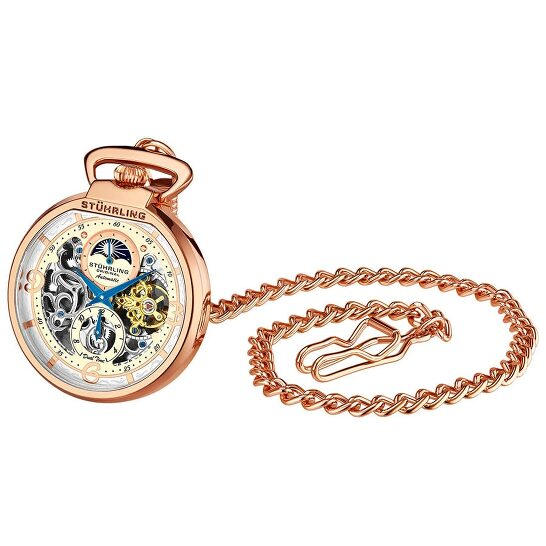 Stuhrling Original Legacy Automatic Champagne Dial Men's Watch M13524   Joma Shop