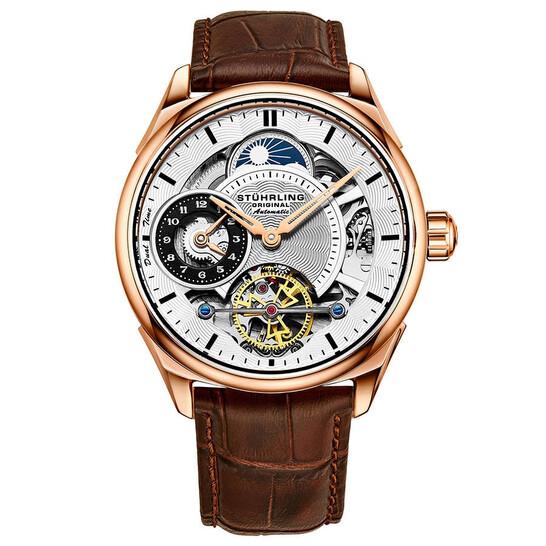Stuhrling Original Legacy Automatic Silver Dial Men's Watch (M13509)