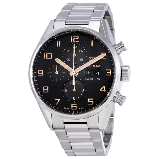 Tag Heuer Carrera Chronograph Automatic Men's Watch CV2A1AB.BA0738 | Joma Shop