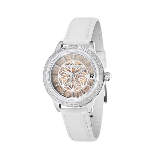 Thomas Earnshaw Lady Kew Automatic White Dial Ladies Watch ES-8064-04 | Joma Shop