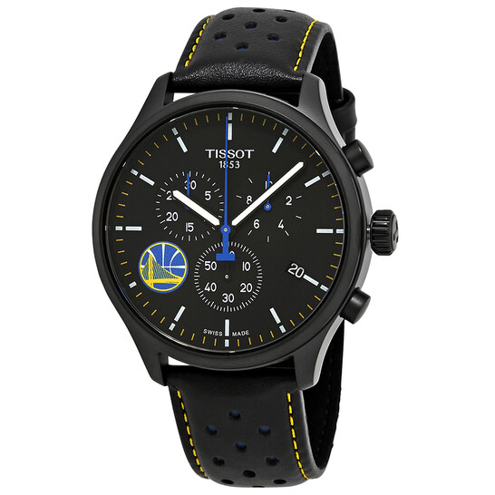 Tissot NBA Teams Special Golden State Warriors Edition Chronograph Men's Watch (T116.617.36.051.02)