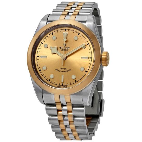 Tudor Black Bay 41 Automatic Champagne Dial Men's Watch M79543-0002 | Joma Shop