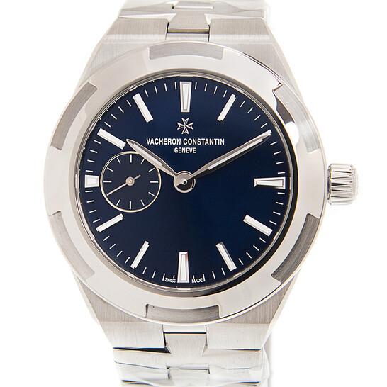 Vacheron Constantin Overseas Blue Dial Automatic Ladies Watch 2300V/100A-B170 | Joma Shop