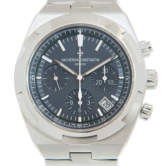 Vacheron Constantin Overseas Chronograph Automatic Black Dial Men's Watch 5500V/110A-B433   Joma Shop