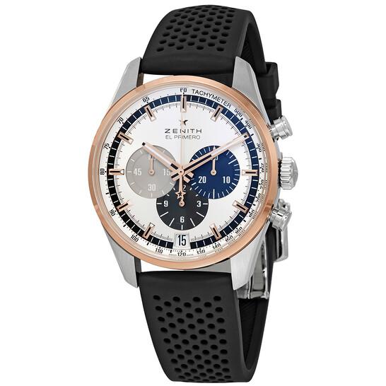 Zenith Chronomaster El Primero Chronograph Automatic Silver Dial Men's Watch 51.2080.400/69.R576 | Joma Shop