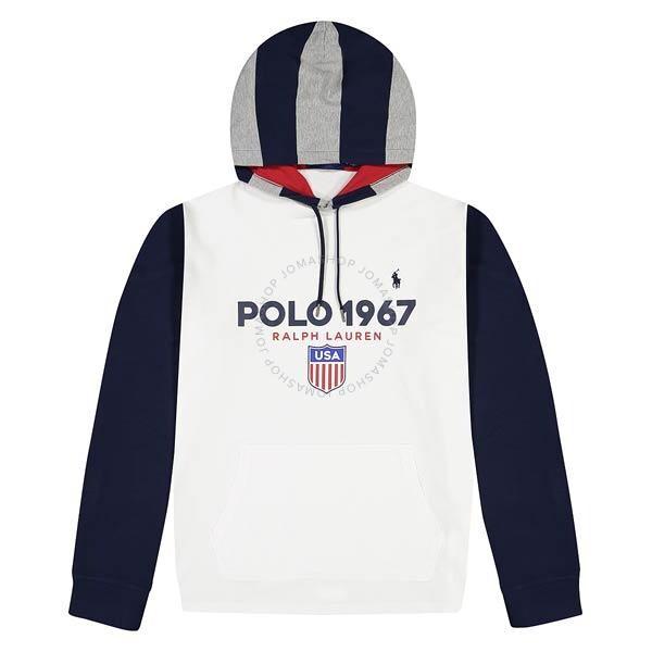 Polo Ralph Lauren - NEW Beige Mens Size Large L Logo Full