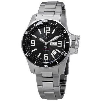 Deals on Ball Engineer Hydrocarbon Airborne Chronometer Automatic Watch