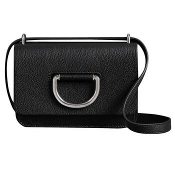 Burberry Black D-Ring Mini Bag Deals