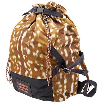 버버리 Burberry Deer Print Backpack