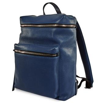 버버리 Burberry Mens Backpack London Grainy Leather Backpack