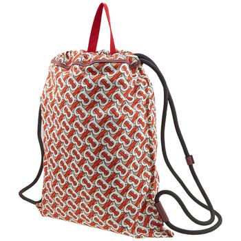 버버리 Burberry Monogram Print Nylon Backpack