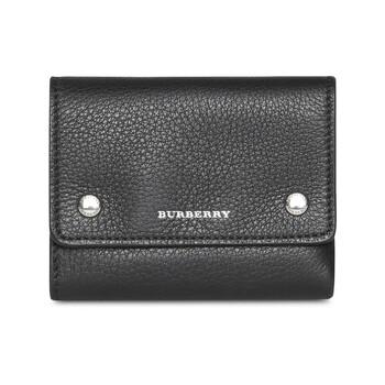 버버리 Burberry Small Leather Folding Wallet