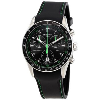 세르티나 Certina DS-2 Black Dial Mens Quartz Watch C024.447.17.051.02