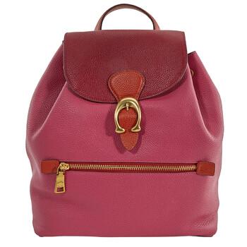 코치 백팩 COACH Dusty Pink Evie Backpack