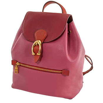 Deals on Coach Dusty Pink Evie Backpack