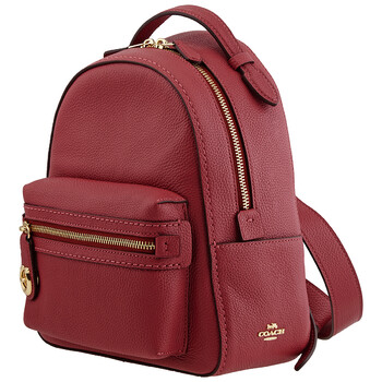 코치 백팩 COACH Ladies Campus Backpack 23 in Dusty Pink