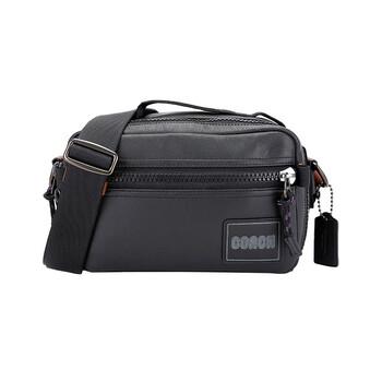 Mens 코치 COACH Patch Pacer Top Handle Crossbody Bag