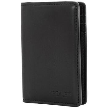 COACH Mens Sport Calf Leather Bifold Card Wallet