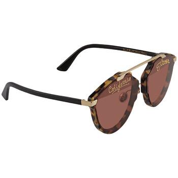 디올 여성 선글라스 Dior Aviator Ladies Sunglasses SOREALCD 0EPZ 63/12