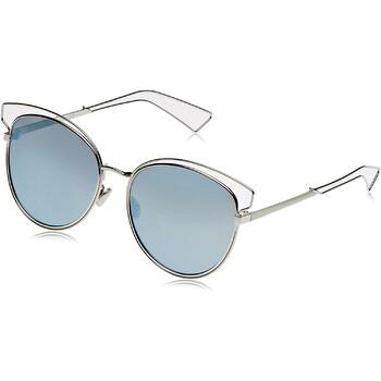 디올 여성 선글라스 Blue Mirror Ladies Sunglasses DIORSIDERAL2 2JA6/T7 56