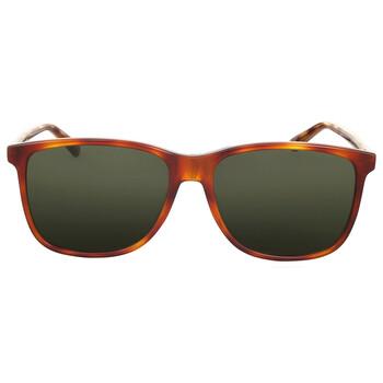 구찌 Gucci Plastic Havana Sunglasses
