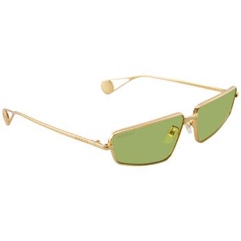 구찌 Gucci Green Sunglasses GG0537S00363