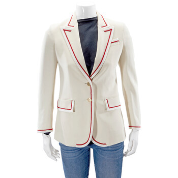 Gucci Lined Blazer, Brand Size 40