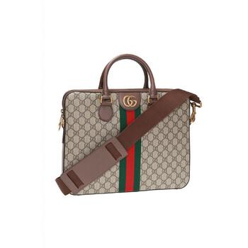 구찌 맨 오피디아 GG 서류가방 Gucci Mens Ophidia GG Briefcase