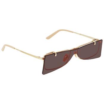 구찌 Gucci Red Sunglasses GG0363S 002 56