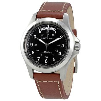 해밀턴 Hamilton Khaki King Series Automatic Mens Watch H64455533