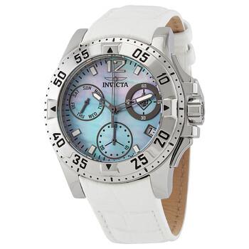 인빅타 시계 Invicta Excursion Platinum Dial White Dial Ladies Watch 16098