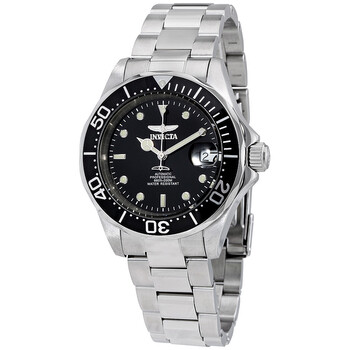 인빅타 오토메틱 시계 Invicta Mako Pro Diver Automatic Black Dial Mens Watch 8926