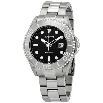 인빅타 시계 Invicta Pro Diver Automatic Black Dial Mens Watch 27304