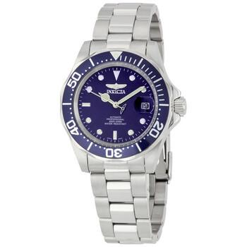 인빅타 Invicta Pro Diver Automatic Blue Dial Mens Watch 9094