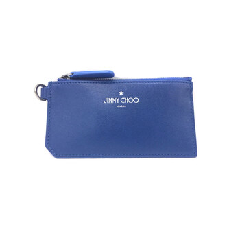 지미 추 Jimmy Choo Mens Ingo Leather Card Case