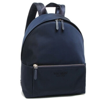 케이트 스페이드 백팩 Kate Spade Blue Nylon City Pack Large Backpack