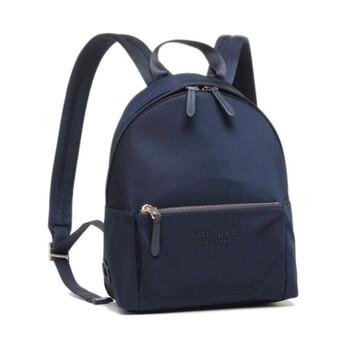 케이트 스페이드 백팩 Kate Spade Blue The Nylon City Pack Medium Backpack