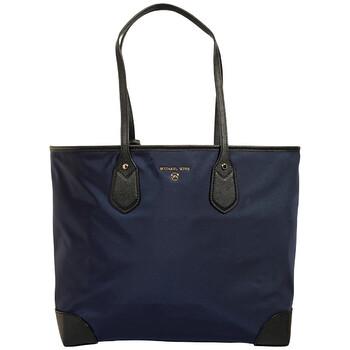 Deals on Michael Kors Ladies Eva Large Nylon Gabardine Tote Bag