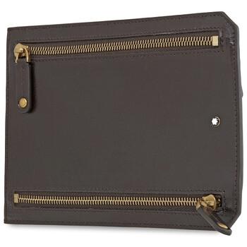 몽블랑 1926 헤리티지 파우치 Montblanc 1926 Heritage Multicurrency Pouch- Dark Brown