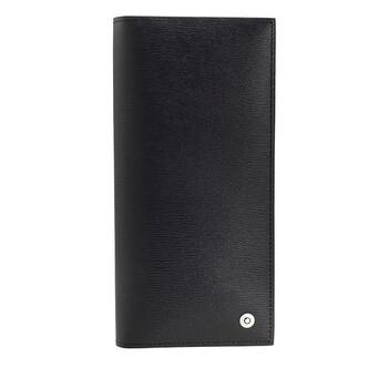 몽블랑 4810 웨스트사이드 지갑 Montblanc 4810 Westside Zipped Pocket Leather Wallet 8375