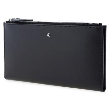몽블랑 나이트플라이트 지갑 (선물 추천) Montblanc Nightflight Leather Wallet- Black
