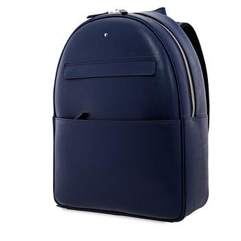 몽블랑 사토리얼 백팩 돔 라지 Montblanc Sartorial Backpack Dome Large- Indigo